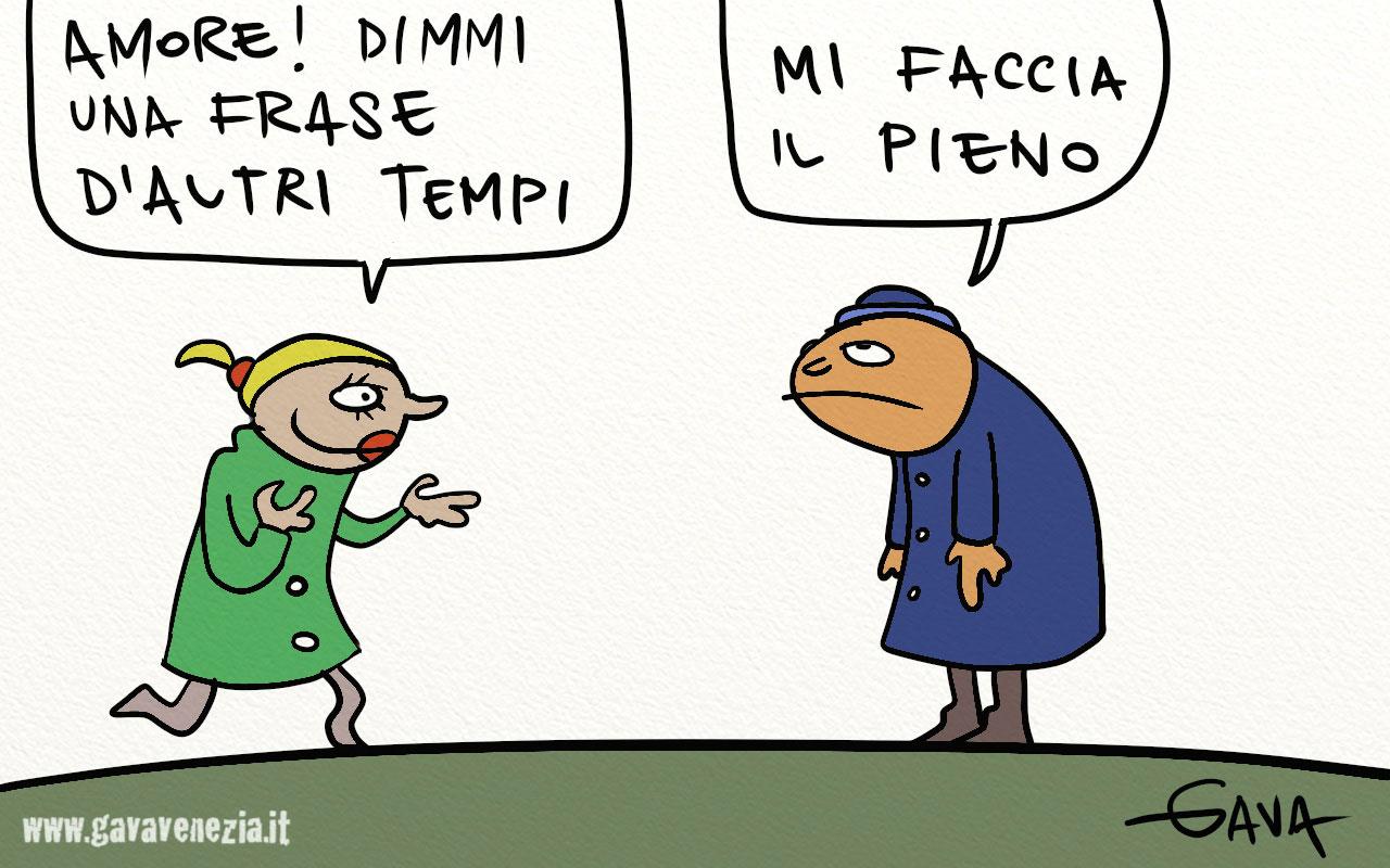 Vignette Barzellette Rammarico Per Il Passato