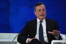 Riunione di politica monetaria della Banca centrale europea a Francoforte