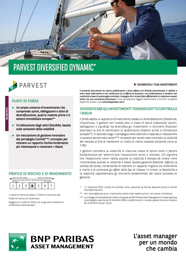 Parvest Diversified Dynamic