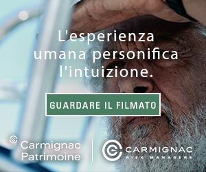 Carmignac Patrimoine - È l'Uomo la macchina più affascinante - guarda il video