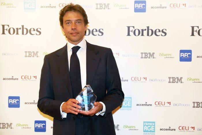 Matteo Arpe ritira il suo FintechAge Awards