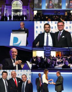 Private Banking Awards 2017, grande serata di gala in Borsa Italiana @ Borsa Italiana | Milano | Lombardia | Italia