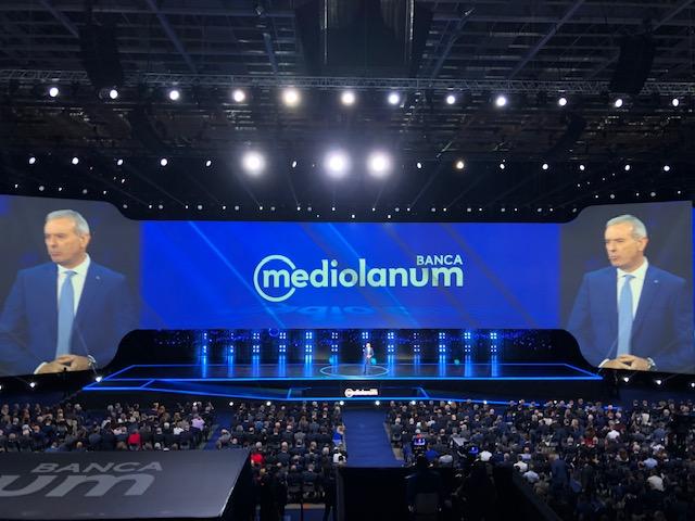Banca Mediolanum: convention 2019, la cronaca completa