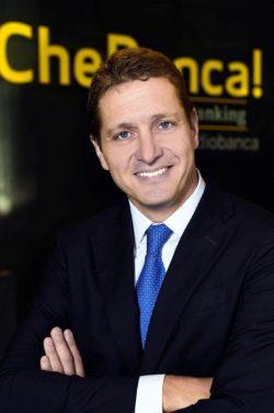 Duccio Marconi direttore centrale rete financial advisor di CheBanca!