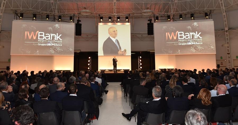 Lavorare come consulente finanziario IWBank Private Investments
