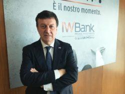 Paolo Isidoro , Responsabile Area Sviluppo Rete di IWBank Private Investments