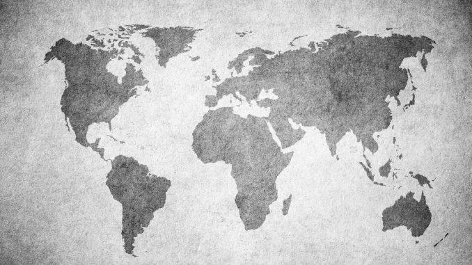 mondo mappa