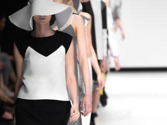 lusso moda sfilata