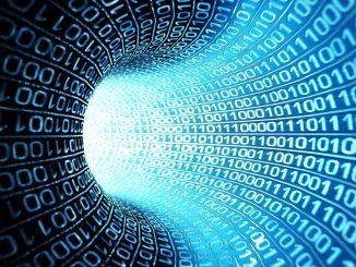 tecnologia, binarie