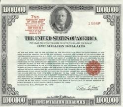 bond obbligazione treasury