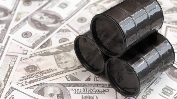 petrolio dollaro