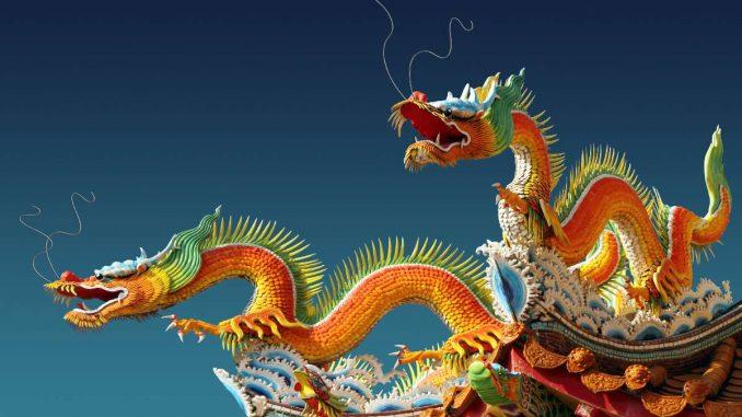 dragone-cina