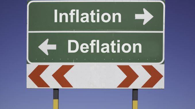 inflazione-deflazione
