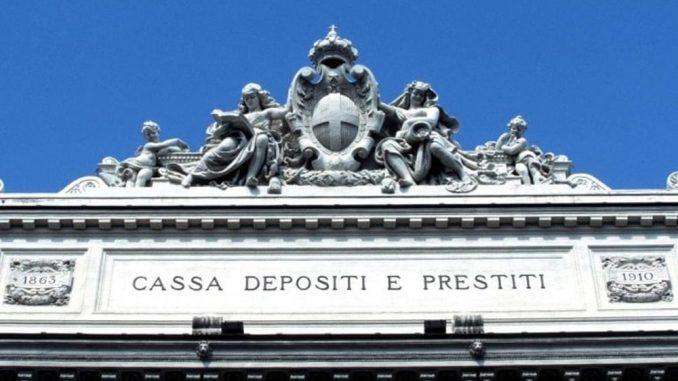 cassa depositi e prestiti lancia i covidbond