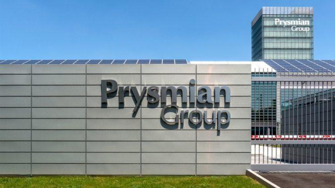 Prysmian (calo in Borsa Italiana sul Ftse Mib)