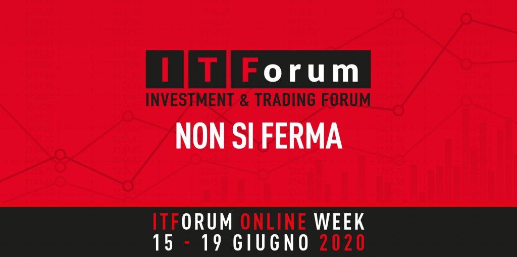 ITForum Online Week: Ecco Cosa Vi Aspetta Dal 15 Al 19 Giugno